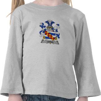 Leigh Family Crest Tee Shirt