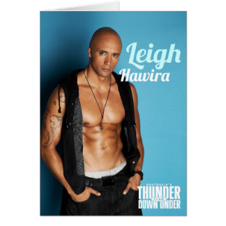 Leigh Hawira Greeting Card