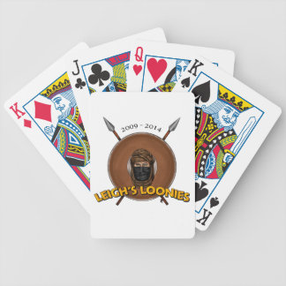 Leigh's Loonies Poker Cards