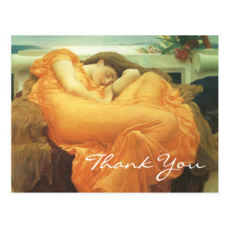 Leighton's Flaming June Post Cards