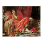 Leila, 1892 Sir Frank Dicksee Posters