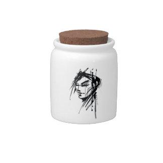 Leilah -  Candy Jar