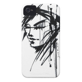 Leilah iPhone 4 Cover