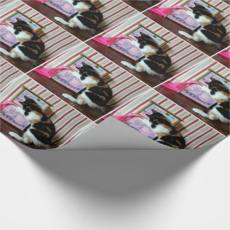 Leilani's Wardrobe (4646) Wrapping Paper