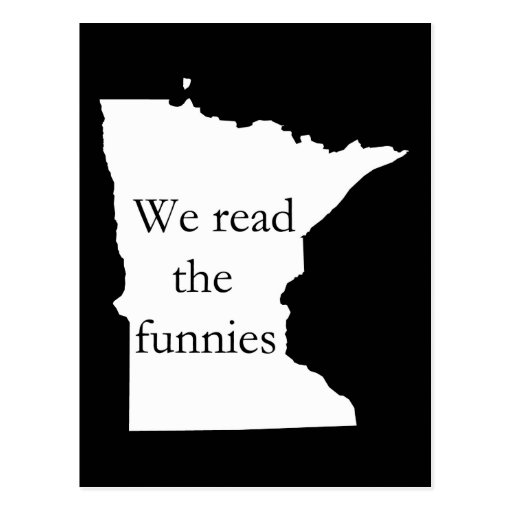 Leímos la postal del humor del manganeso de Funnie