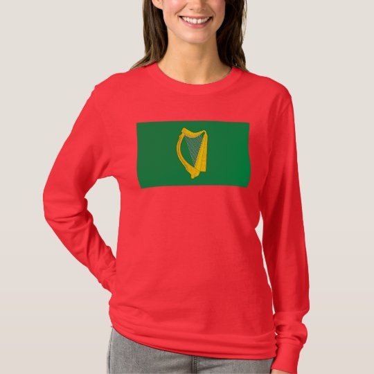 Leinster Flag T-Shirt