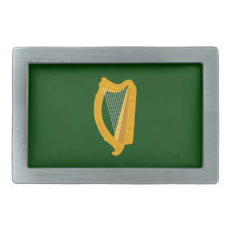 Leinster (Ireland) Flag Belt Buckle