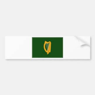 Leinster (Ireland) Flag Bumper Sticker