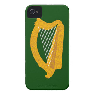 Leinster (Ireland) Flag iPhone 4 Case-Mate Cases