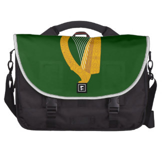 Leinster (Ireland) Flag Computer Bag