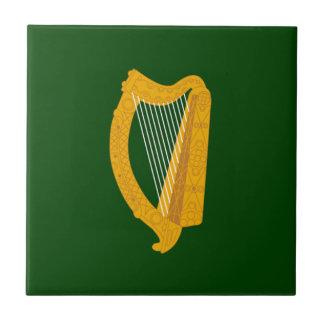 Leinster (Ireland) Flag Ceramic Tiles