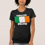Leinster, Ireland with Irish flag Tshirts
