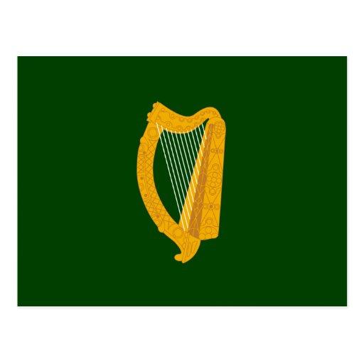 Leinster, Irlanda Tarjeta Postal