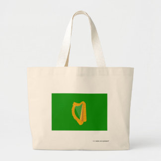 Leinster Province Flag Canvas Bags