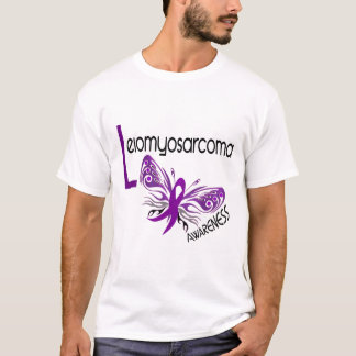 Leiomyosarcoma BUTTERFLY 3.1 T-Shirt