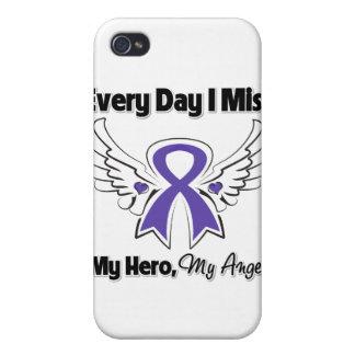 Leiomyosarcoma cada Srta My Hero del día I iPhone 4 Carcasa