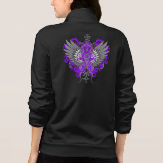 Leiomyosarcoma Cancer Cool Wings Jacket