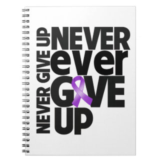 Leiomyosarcoma Cancer Never Ever Give Up Notebook