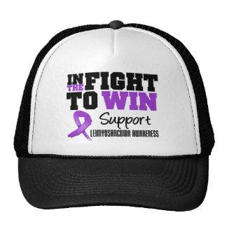 Leiomyosarcoma en la lucha a ganar gorra