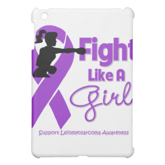 Leiomyosarcoma Fight Like A Girl Knock Out Case For The iPad Mini
