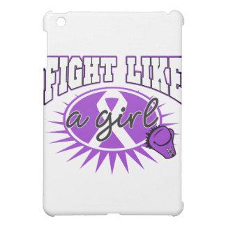 Leiomyosarcoma Fight Like A Girl Sporty Callout iPad Mini Covers