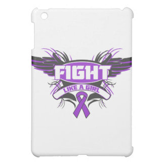 Leiomyosarcoma Fight Like a Girl Wings.png iPad Mini Cover