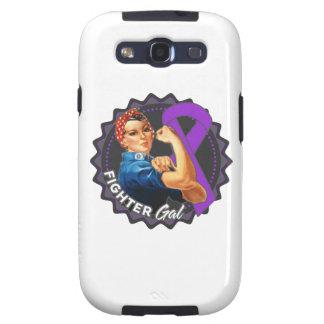 Leiomyosarcoma Fighter Gal Samsung Galaxy SIII Cover