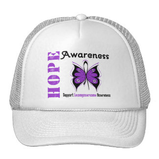 Leiomyosarcoma Hope Awareness Hats