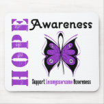 Leiomyosarcoma Hope Awareness Mouse Pad