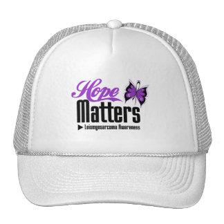 Leiomyosarcoma HOPE MATTERS Trucker Hat