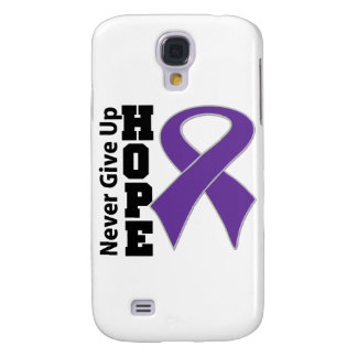 Leiomyosarcoma Hope Never Give Up Galaxy S4 Case