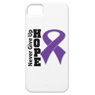 Leiomyosarcoma Hope Never Give Up iPhone 5 Case