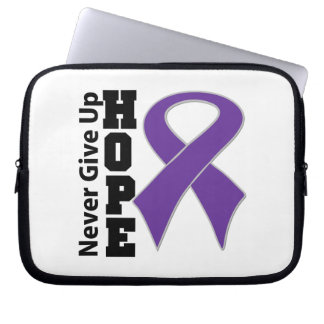 Leiomyosarcoma Hope Never Give Up Laptop Computer Sleeve