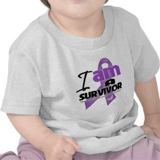 Leiomyosarcoma - I am a Survivor T-shirts
