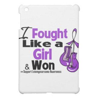 Leiomyosarcoma I Fought Like a Girl and Won Case For The iPad Mini