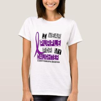 LEIOMYOSARCOMA I Wear Purple For My Daughter 37 T-Shirt