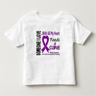Leiomyosarcoma Needs A Cure 3 Toddler T-shirt