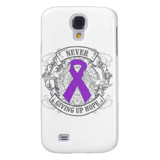 Leiomyosarcoma Never Giving Up Hope Galaxy S4 Case