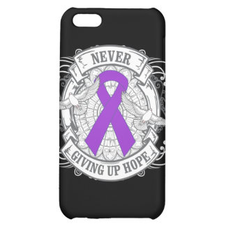 Leiomyosarcoma Never Giving Up Hope iPhone 5C Cover