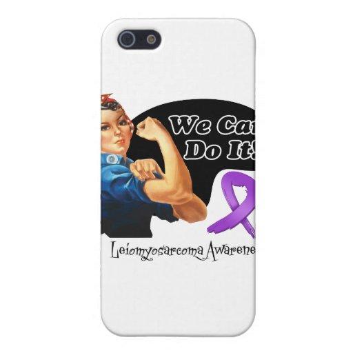 Leiomyosarcoma podemos hacerlo Rosie el remachador iPhone 5 Carcasa
