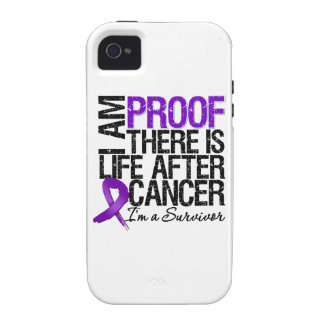 Leiomyosarcoma Proof There is Life After Cancer iPhone 4 Case
