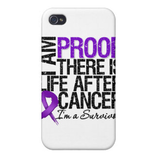 Leiomyosarcoma Proof There is Life After Cancer Covers For iPhone 4