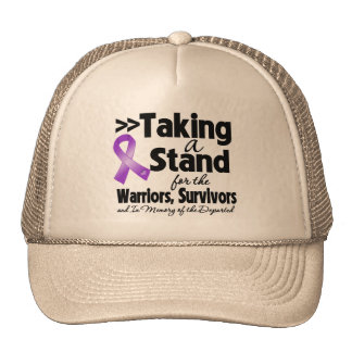 Leiomyosarcoma Taking a Stand Tribute Hat