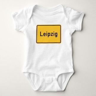 Leipzig, Germany Road Sign T Shirt
