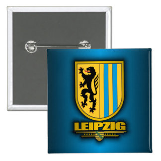 Leipzig Pinback Button