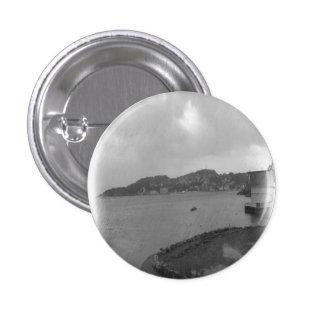 Leirvik photo 1 inch round button