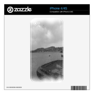 Leirvik photo decal for iPhone 4