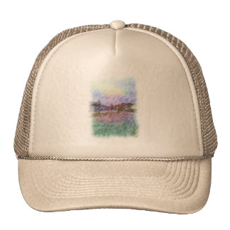 Leirvik photo drawing hats