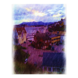 Leirvik photo painting flyer