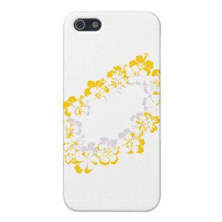 leis blancos amarillos iPhone 5 protector